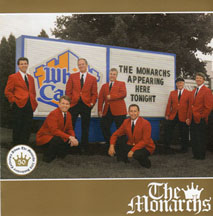 The Monarchs Appearing Here Tonight CD